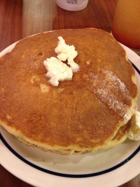 ihop original buttermilk pancake