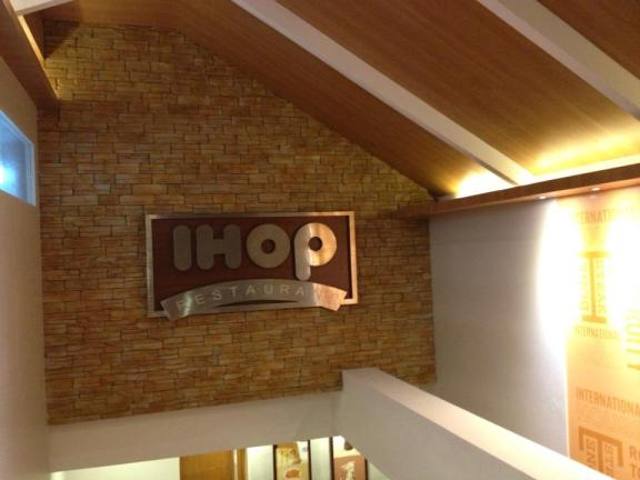ihop second floor