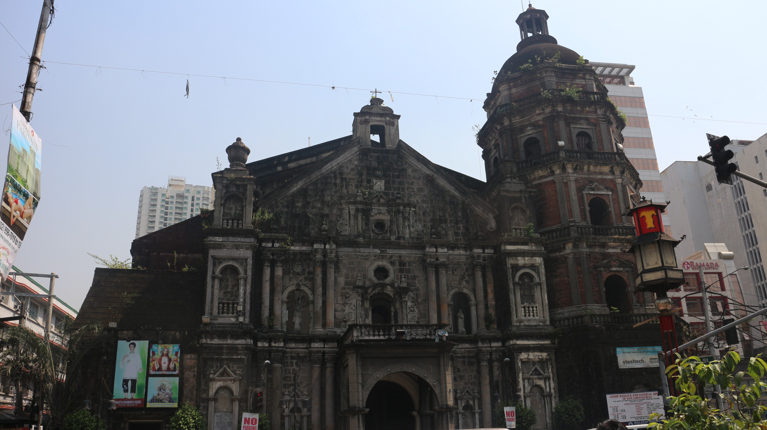 Binondo Church : Minor Basilica of St  Lorenzo Ruiz | Jeepney Manila