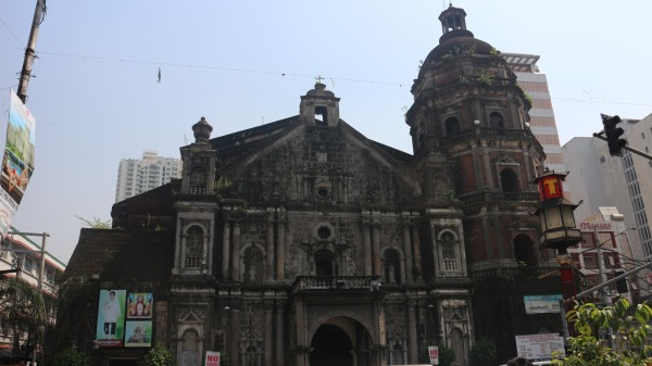 Binondo Church : Minor Basilica of St. Lorenzo Ruiz