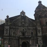 Binondo Church : Minor Basilica of St. Lorenzo Ruiz