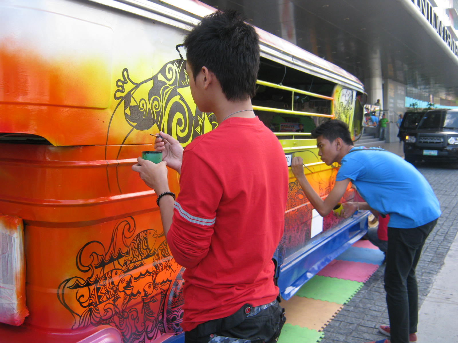 the art of jeepney riding the Such is the story of a jeepney (popular public transportation/passenger bus)  driver from iloilo, philippines, who has been secretly in love with a woman for.