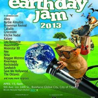 Earth Day Jam 2013 : Jamming for the Planet