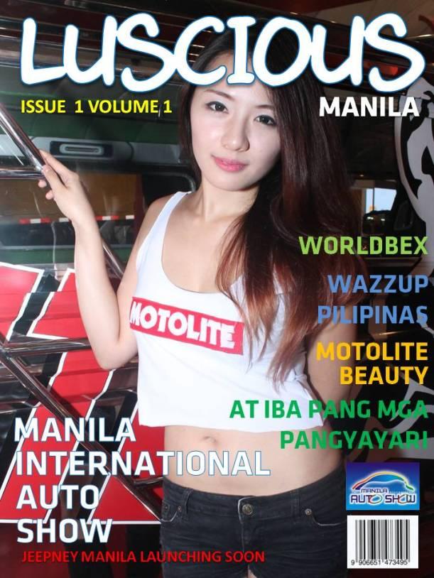 luscious manila issue 1