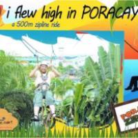 Porac, Pampanga : I Flew High In Poracay