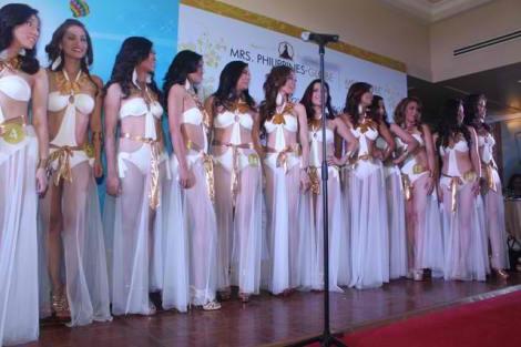 Mrs Philippines Globe