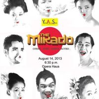 The Mikado Comic Opera