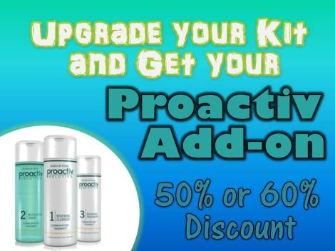 Proactiv Solution Upgrade