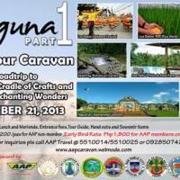 6th Laguna Drive Tour Caravan on September 21