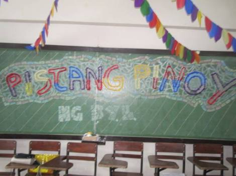 Pistang Pinoy a