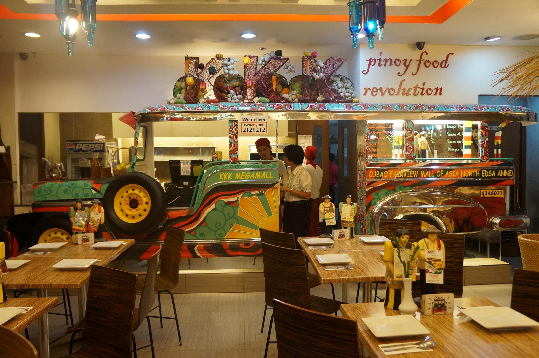 Kkk Food Revolution Kainan Sa Kalye Kanluran Jeepney