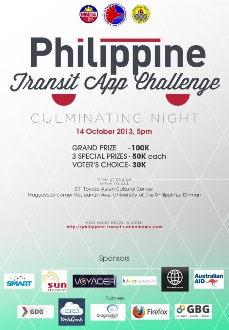 Philippine Transit App Challenge