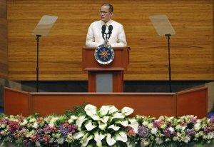 Aquino at SONA