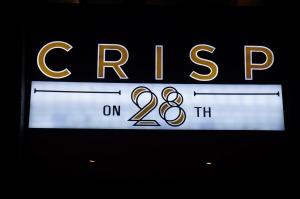 BGC Eats Crisp on 28th