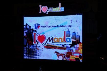 New San Jose Builders I Love Manila