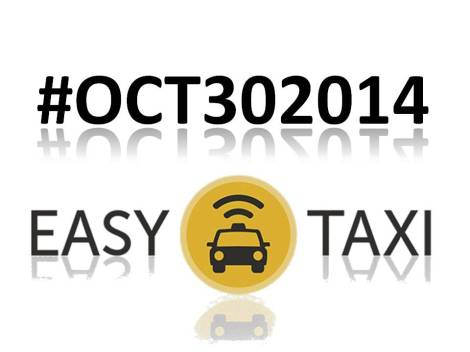 Easy Taxi #OCT302014