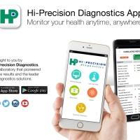 Medical Diagnostics App from Hi-Precision Diagnostics