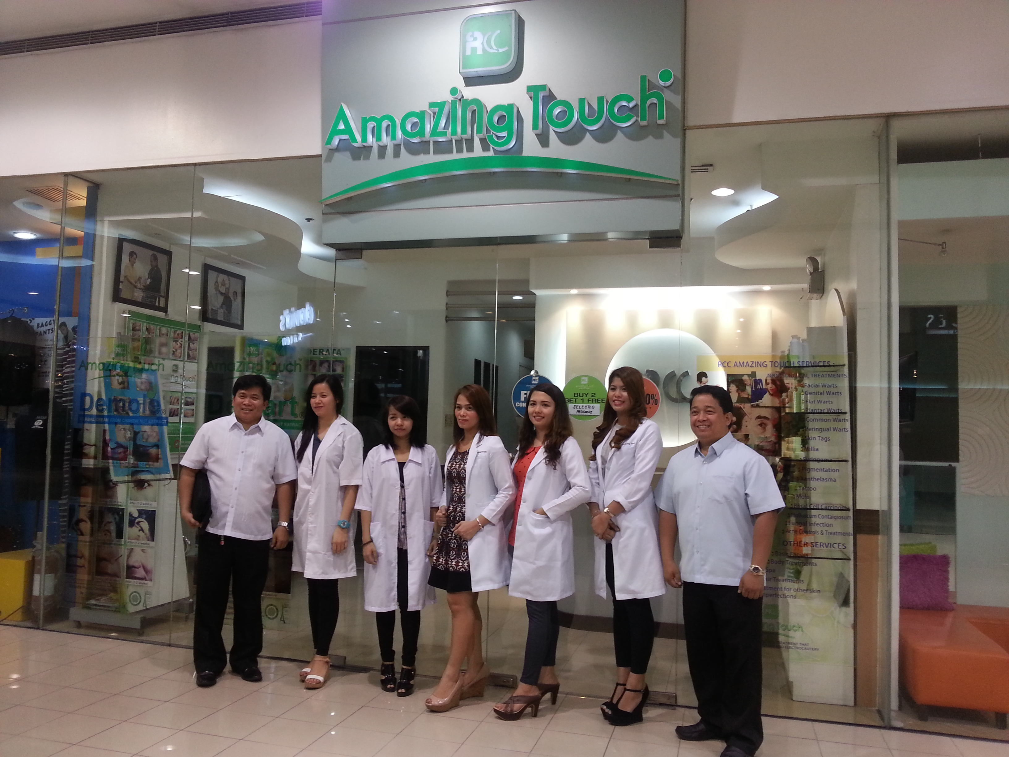 RCC Amazing Touch: Herbal Cautery to Remove Warts, Moles and Other