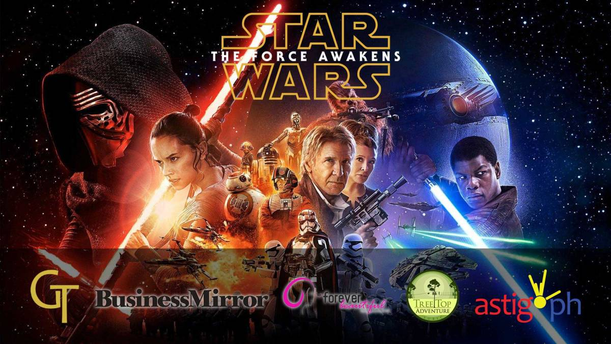 Star Wars: The Force Awakens Special Advance Screening By Golden Ticket Events